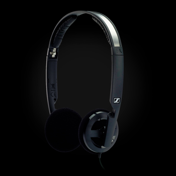 Sennheiser PX 100-II Black Headphone Terbaru