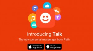 Path Talk Messenger Aplikasi Chat iPhone App