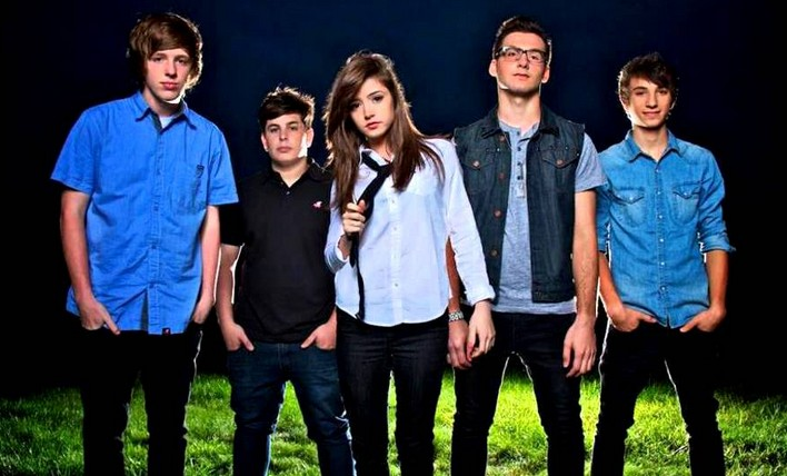 Video Konser Chrissy Costanza Against The Current di Jakarta 2014