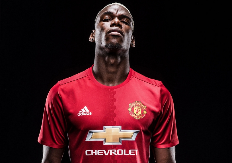Gol Paul Pogba Manchester United (MU) 2016-2017 Freestyle Terbaik